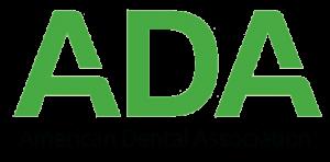 The American Dental Association logo