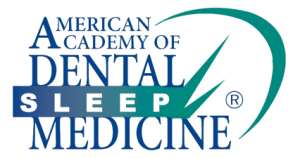 The American Academy of Dental Sleep Medicine logo